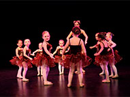 Dance Classes for 3-5 Years Old
