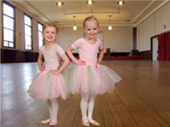 Dance Classes for Tots