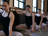 Pre-Professional Dance Classes